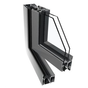 Ponzio PE 68 Fenster