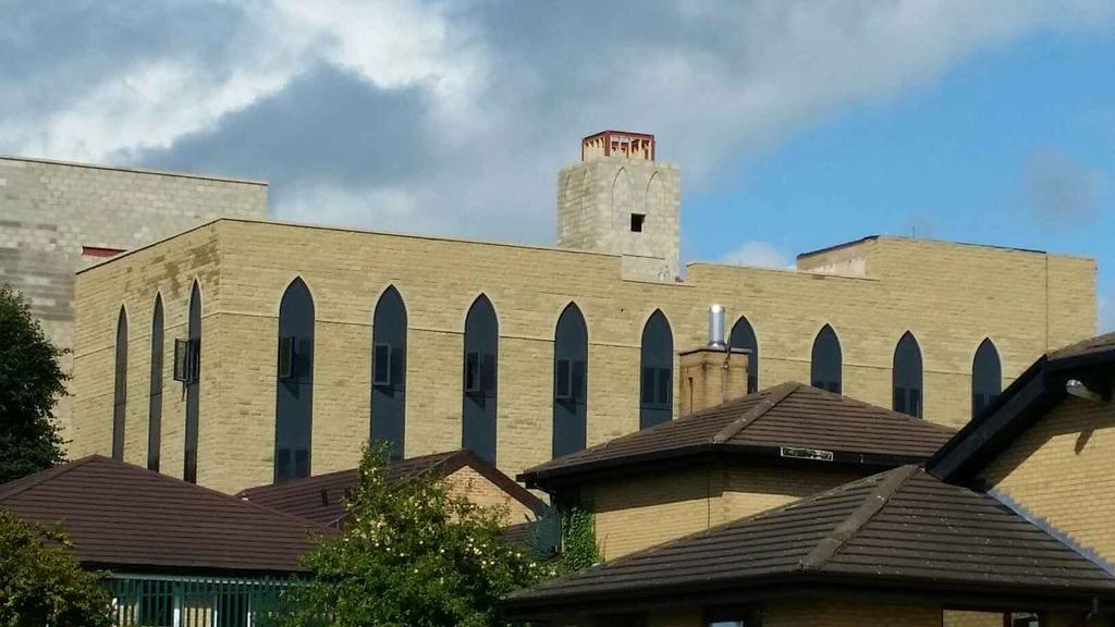 budynek w Anglii