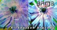 ornament-ALTDEUTSCH-BRĄZOWY