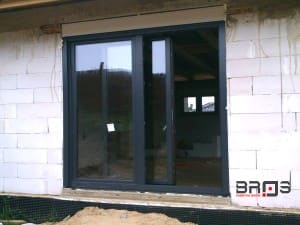 drzwi balkonowe Buk