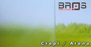 Bros ornament Crepi / Arena