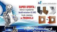 system bluevolution kryte zawiasy - promocja
